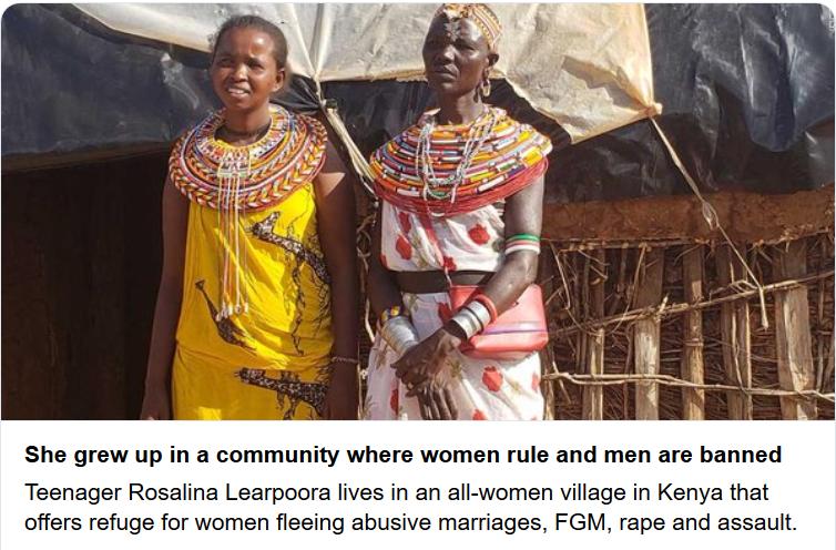 כפר לנשים בלבד
